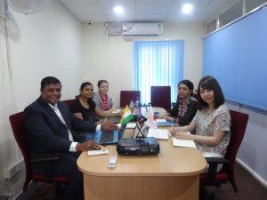 @Sakuraa (I) Corporation Office