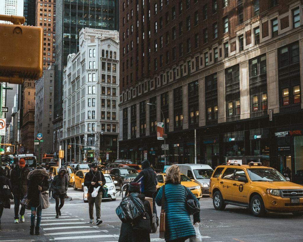 NYの風景