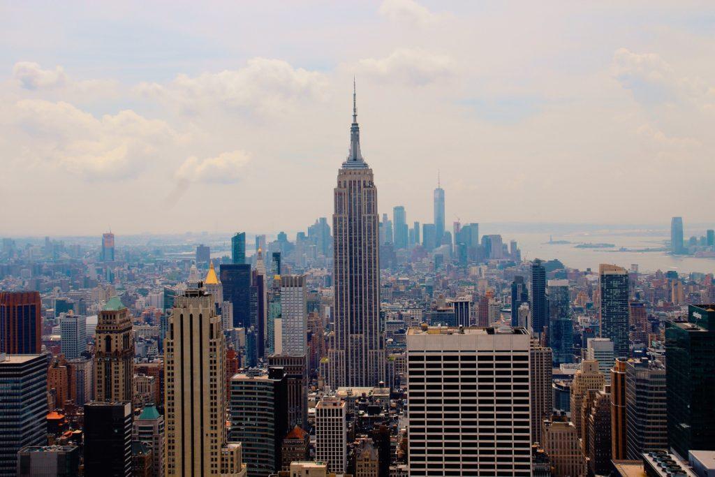 NYの景色