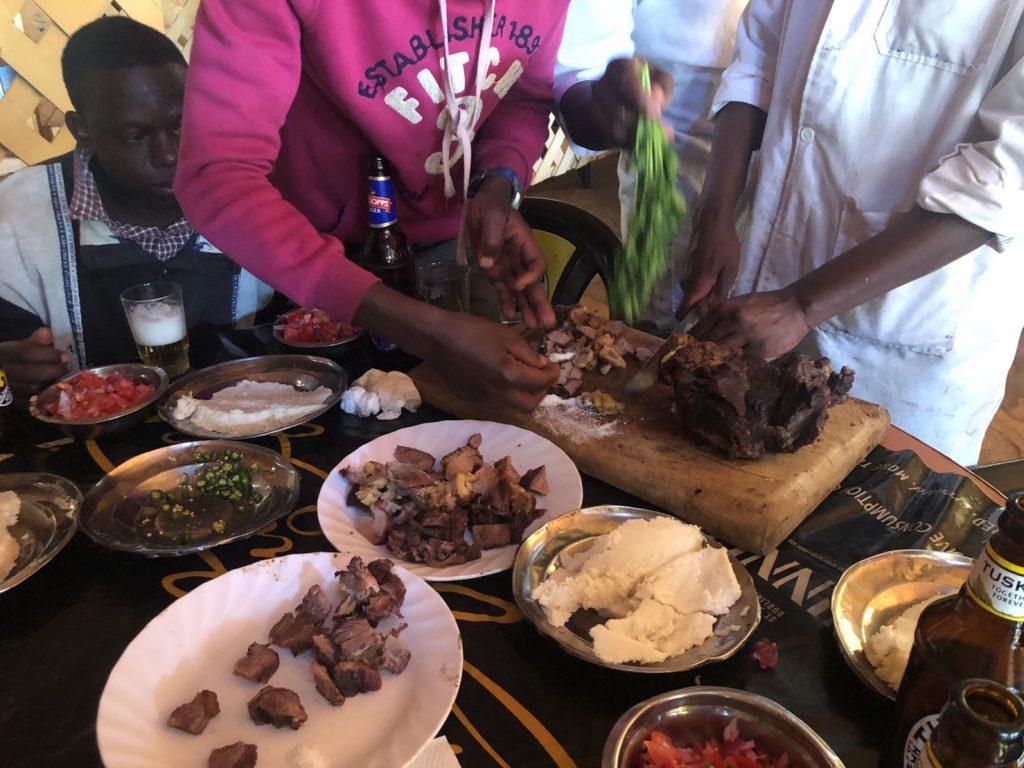 ケニアの食べ物