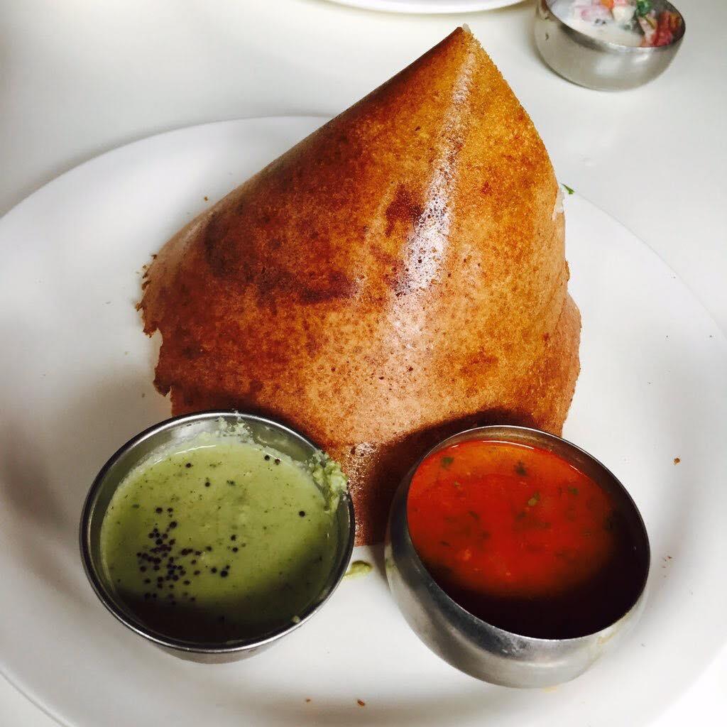 インド料理 ドーサ
