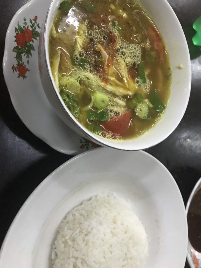 インドネシアの食べ物