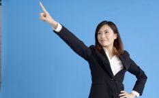 海外インターンシップによって就職活動が満足いく結果になった女性